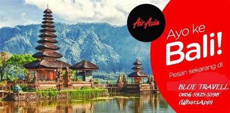Tiket Pesawat Promo Bali blue travell tiket pesawat promo murah ke bali jogja surabaya bandung pekan baru medan