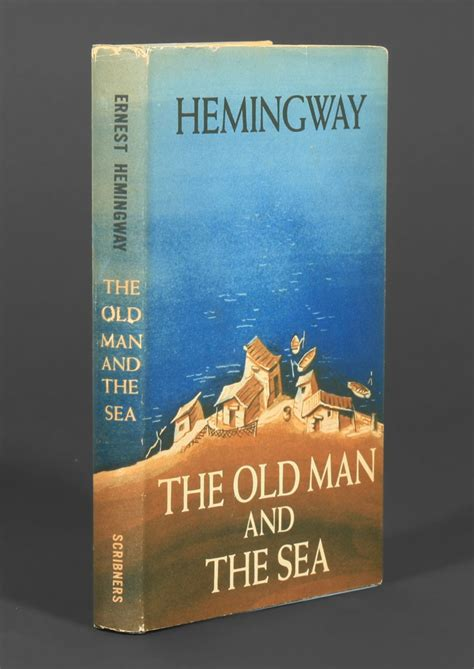 the and the sea book report the and the sea ernest hemingway 1st edition