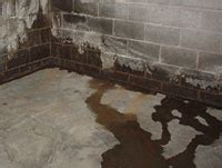 how to stop water leaks in basement how basements leak where the water enters finding the source of your leaky basement in manitoba
