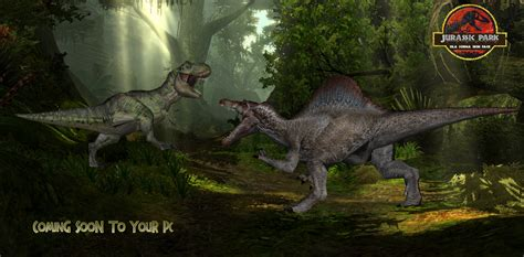 mod game jurassic park operation genesis mod island project promo 5 by t joe on deviantart