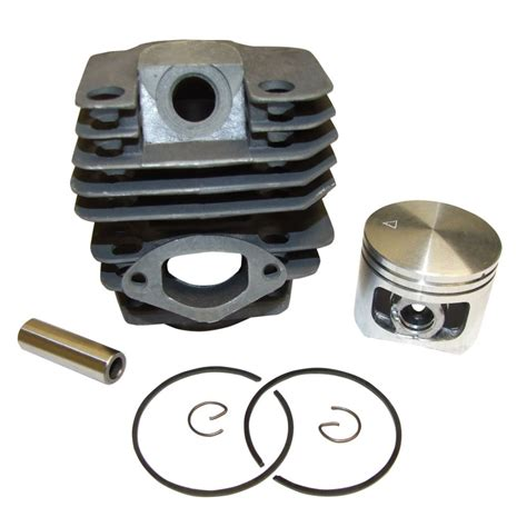 Piston Senso Kecil Chainsaw 5200 cylinder piston assembly 45mm fits chainsaw 5200 tarus silverline ebay