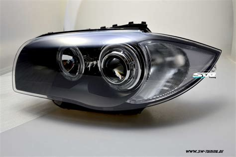 led len kaufen eye headlights bmw 1 series e87 e88 e81 e82 04 11