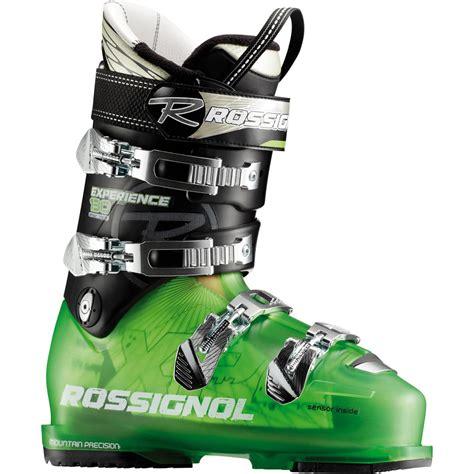 rossignol ski boots rossignol experience sensor inside 130 ski boots 2013