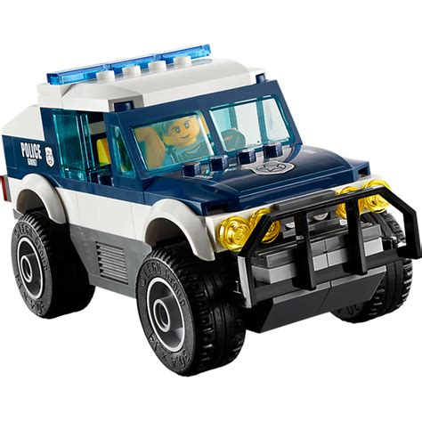 lego city jeep my lego style lego city high speed 60007