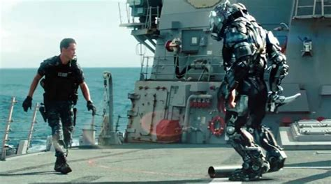 film robot et extraterrestre battleship paperblog
