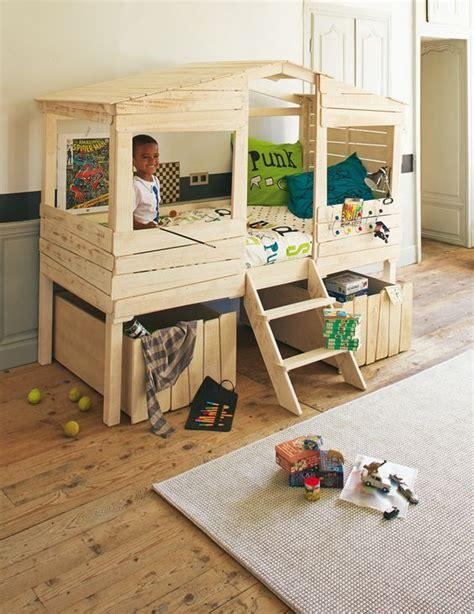 chambre enfant lit cabane d 233 co chambre d enfant astuces pour rendre sa chambre