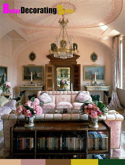 celebrity home  donatella versaces apartment