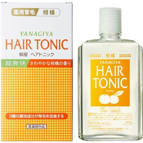 Yanagiya Hair Tonic Mandarin 240ml yanagiya hair tonic citrus hair growth 240ml ebay