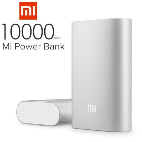 Power Bank Xiaomi 10000 Mah xiaomi mi power bank 10000mah