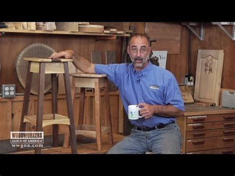 woodworking projects making  stool sample youtube