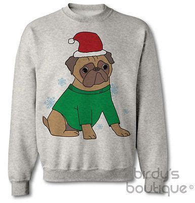 pug sweater pug sweater