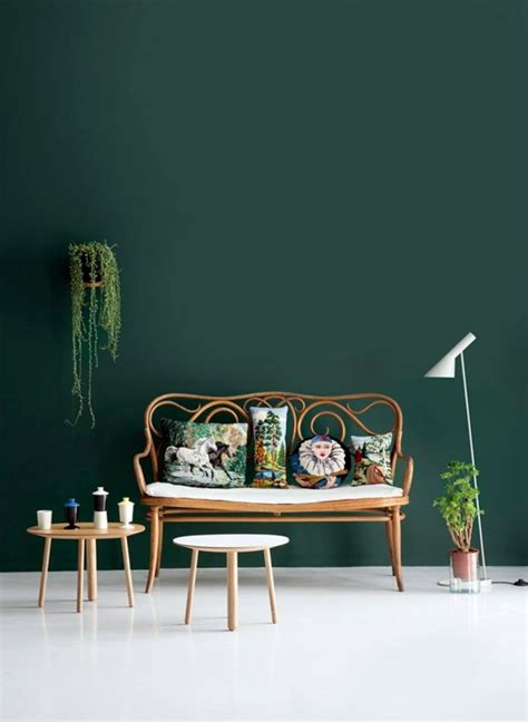 green wall decor green wall color can be reached by a trendy decor