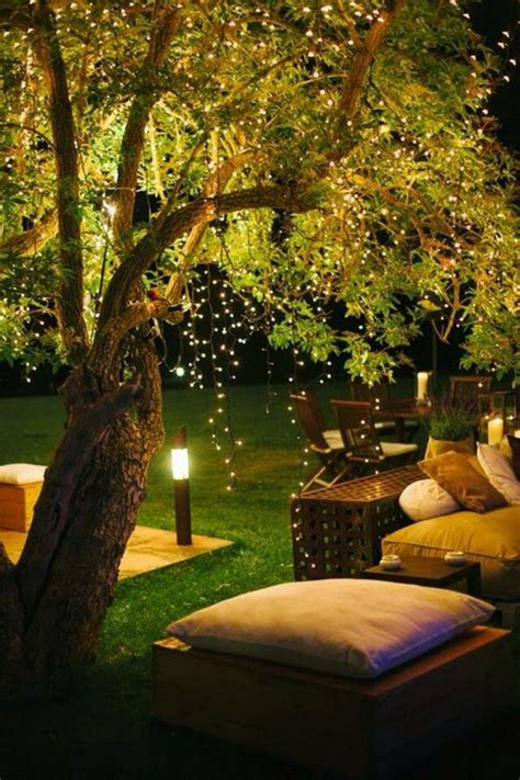 backyard fairy lights 17 diy ways to use fairy lights in your decor tiphero