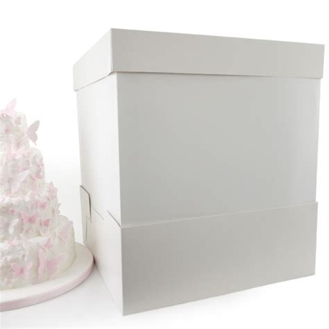 Wedding Cake Delivery Boxes by Cake Boxes