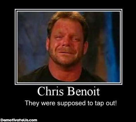 Chris Benoit Dead In Murder photo