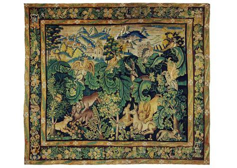 Tapisserie ée la tapisserie d aubusson et histoire dossier