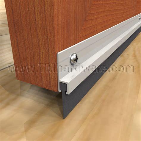 How To Seal Door Gaps high quality door bottom with neoprene extrusion smoke