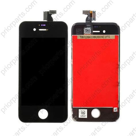 Lcd Iphone 4s Black Fullset for iphone 4s lcd digitizer assembly black