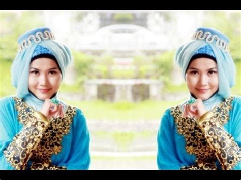 tutorial kerudung pesta youtube tutorial hijab pesta paris lady like model kerudung