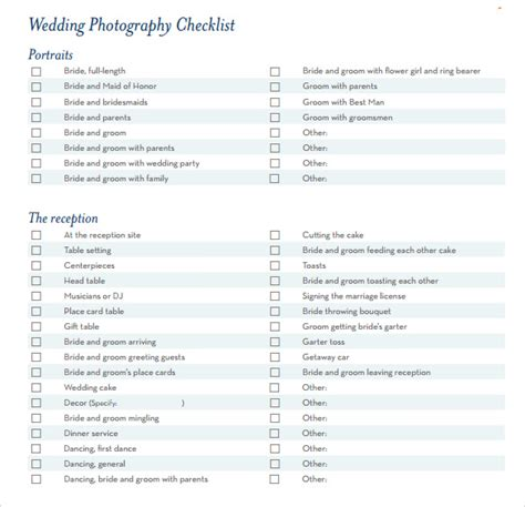 wedding wedding planner checklist free printable 2017wedding