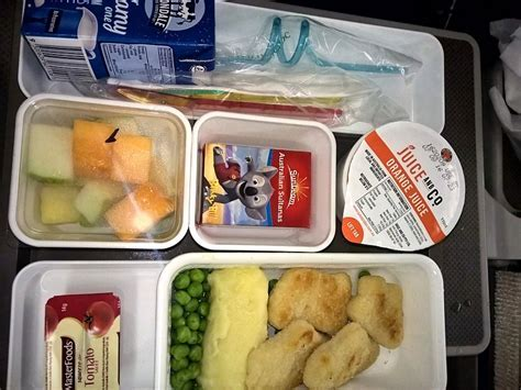 Cathay Pacific Inflight meal reviews   Food   Pictures