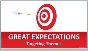 great expectations themes gradesaver great expectations themes targeting by the lit guy tpt