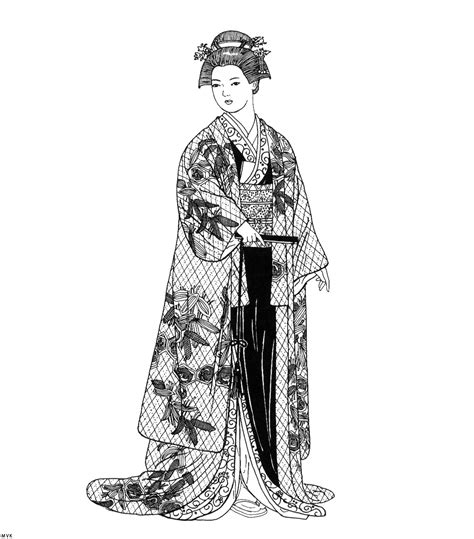 coloring book history japanese coloring pages coloringsuite