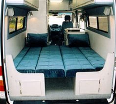 vans with beds 1000 images about sprinter van conversions on pinterest