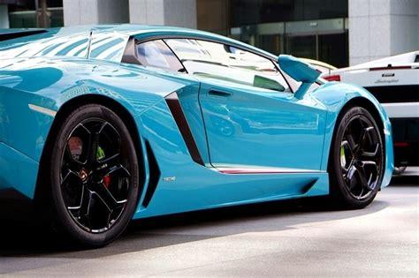 Baby Blue Lamborghini Aventador Baby Blue Aventador Cars And Motorcycles
