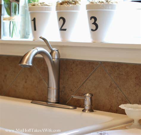 Moen Walden Kitchen Faucet by Moen Walden Kitchen Faucet Install Review And A Moen