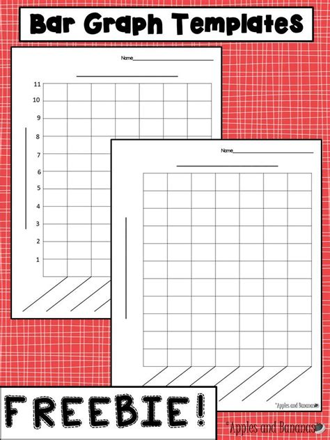 bar graph template free 22 best bar graph math for images on