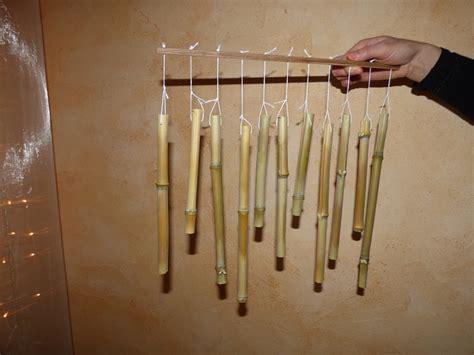 Fabriquer Des Objets En Bambou by Carillon En Bambou Par Pernelle Par Wil Sur L Air Du Bois