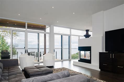 home interior design ottawa riverside home in ottawa canada
