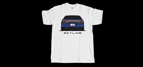 Sweater Polos Import B084 skyline shirt import bible automotive apparel car shirts