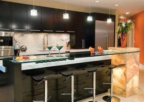 Shop For Kitchen Cabinets by Black Kitchen Cabinets With Some White Accents Traba Homes
