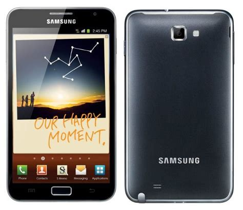 Samsung Galaxy Note 4 Jelly Hitam Galaxy Note Diskon galaxy note jelly bean tuttoandroid