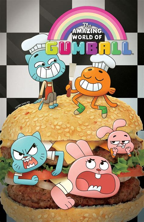 scary time the amazing world of gumball cartoon 1000 id 233 es 224 propos de gumball sur pinterest cartoon