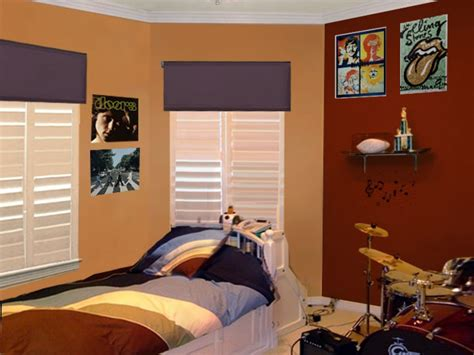 Cool Ideas For Small Bedrooms cool ideas for small bedrooms teen boys room color ideas