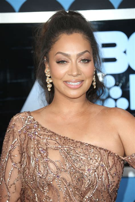 Lala Anthony Hairstyles by La La Anthony Bet Awards In Los Angeles 06 25 2017