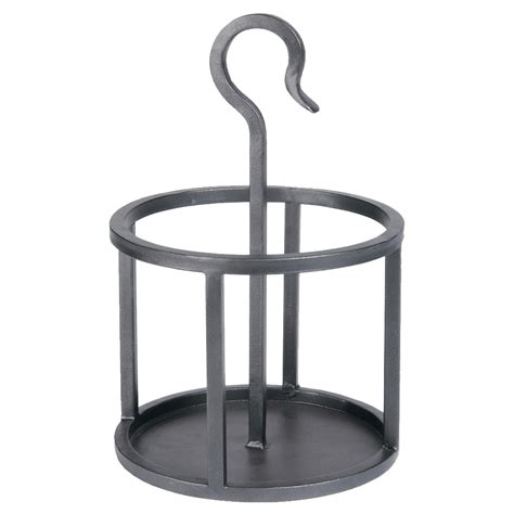 traditional vintage iron kindling holder stovax accessories