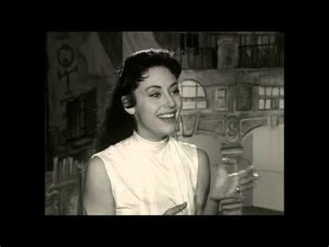 caterina valente youtube caterina valente interview 1957 youtube