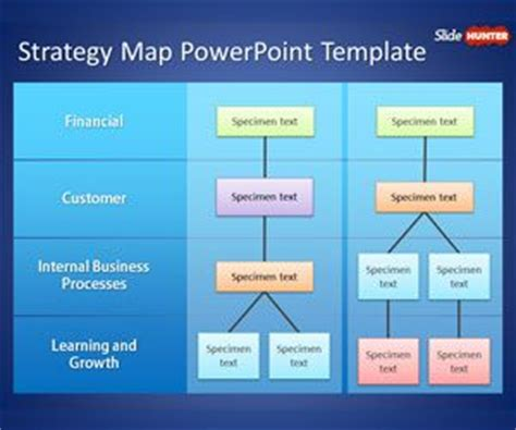 strategy template powerpoint 10 best images about business process flow on