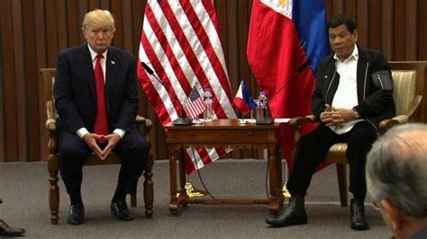 trump duterte wh trump duterte discussed human rights cnnpolitics