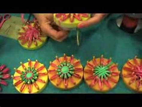 crafts videos vintage flower looms craft podcast