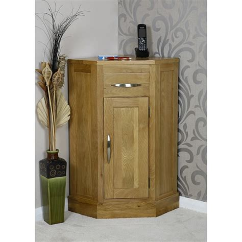 Buy Kitchen Islands by Compact Solid Oak Corner Telephone Lamp End Table Best