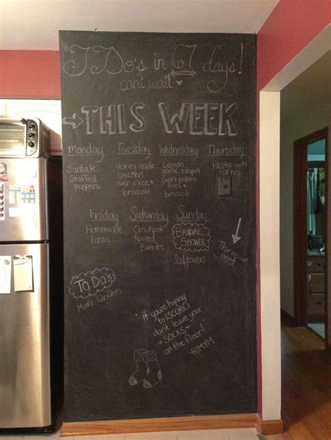 kitchen chalkboard ideas best 25 kitchen chalkboard walls ideas on pinterest