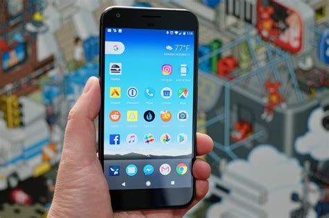 google pixel xl hands on if this is the future of android i m very google pixel xl hands on if this is the future of android