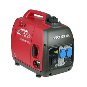 Honda 2kw Inverter Generator Pin Image Of Honda Eu20i 2kw Petrol Driven Generator On