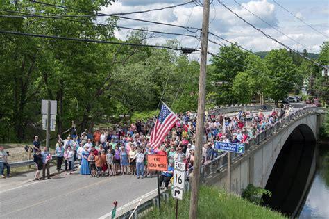 Photo Op The Bridge by Photo Op Kingfield Dedicates Centennial Bridge In