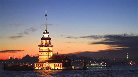 kz kulesi istanbul maidens tower kiz kulesi from the east in